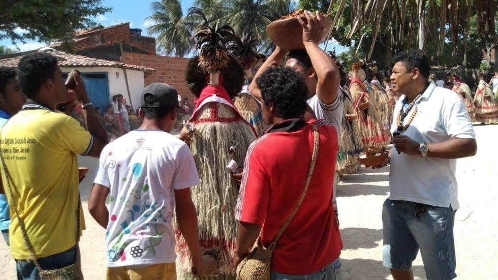 Comunidade Katokinn em Pariconha